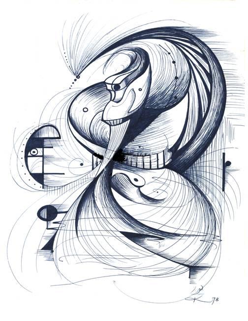 Flamenco-Dancer--Fluidism_art